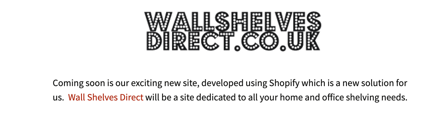 Wall Shelves Direct is a site dedicated to all your home and office shelving needs